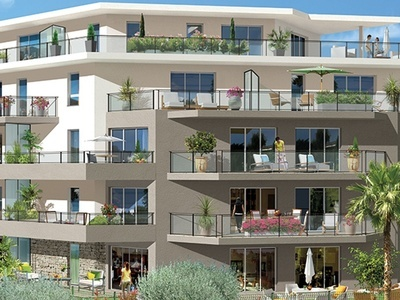 Appartement neuf, 61,33 m²