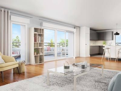 Appartement neuf, 60,2 m²