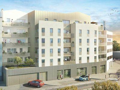 Appartement neuf, 66,62 m²