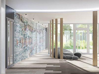 Appartement neuf, 127 m²