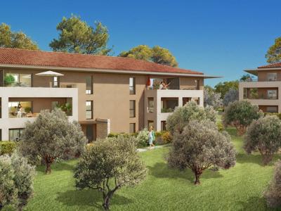 Appartement neuf, 42,9 m²