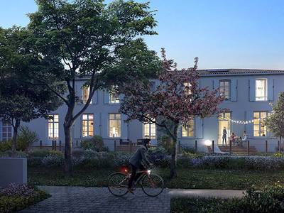 Appartement neuf, 72,26 m²