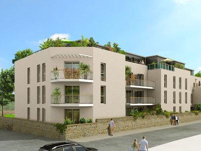 Appartement neuf, 51 m²