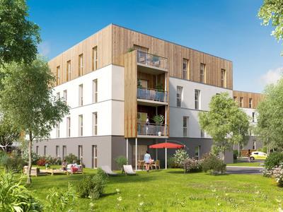 Appartement neuf, 60 m²