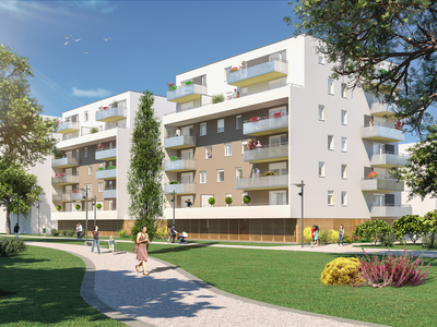 Appartement neuf, 61,4 m²