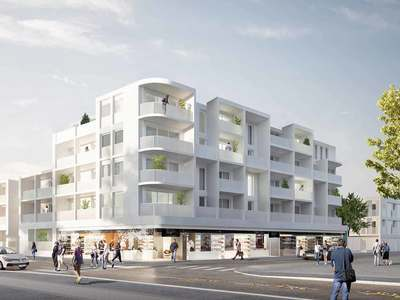 Appartement neuf, 85,88 m²