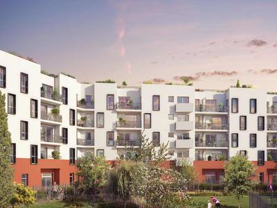 Appartement neuf, 87,05 m²