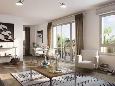 Appartement neuf, 63,5 m²