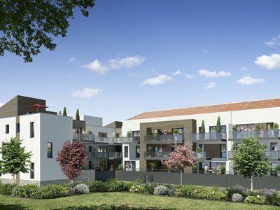 Appartement neuf, 90,47 m²