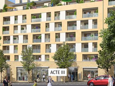 Appartement neuf, 61,1 m²