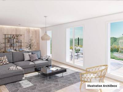 Appartement neuf, 96,1 m²