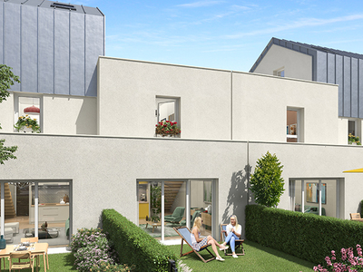 Appartement neuf, 38,42 m²