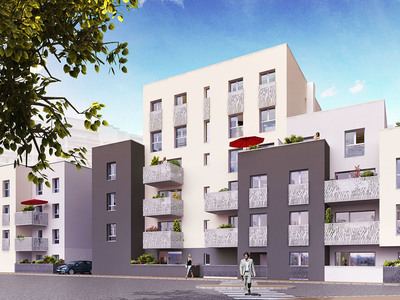 Appartement neuf, 38,11 m²