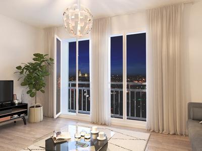 Appartement neuf, 89,72 m²