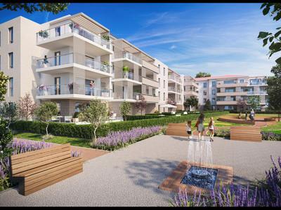 Appartement neuf, 52,46 m²