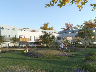 Appartement neuf, 63,39 m²