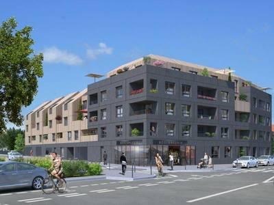 Appartement neuf, 52,32 m²