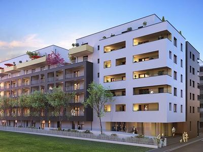 Appartement neuf, 59,17 m²