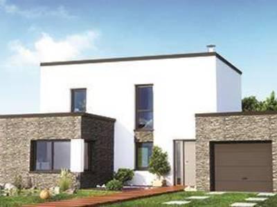 Maison neuve, 127 m²