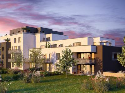 Appartement neuf, 40,7 m²