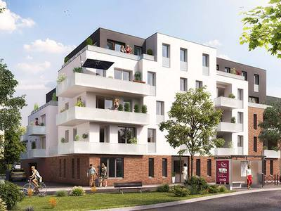 Appartement neuf, 67,92 m²