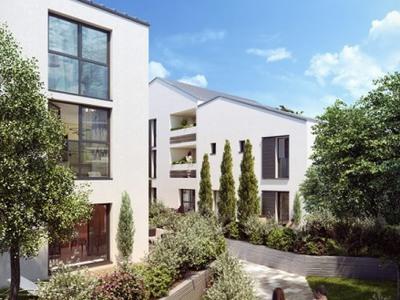 Maison neuve, 95,55 m²