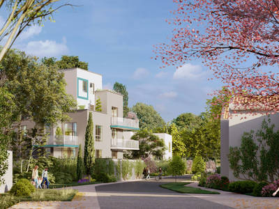 Appartement neuf, 85,9 m²