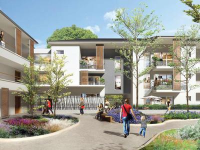 Appartement neuf, 60,91 m²