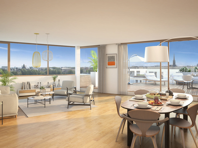 Appartement neuf, 84,4 m²