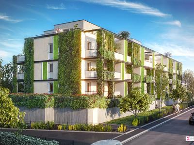 Appartement neuf, 55,9 m²