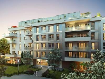Appartement neuf, 82,59 m²