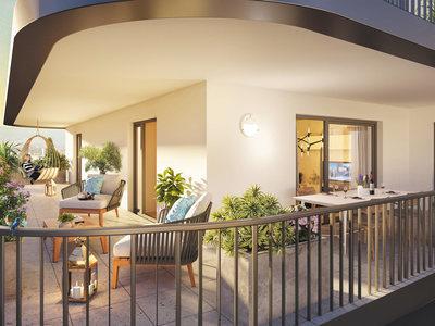 Appartement neuf, 79,49 m²