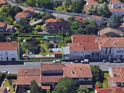Terrain à bâtir, 180 m²