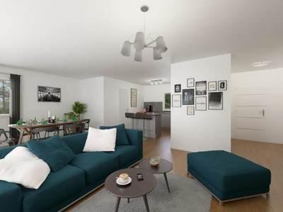 Maison neuve, 112 m²
