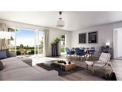 Maison neuve, 89,8 m²