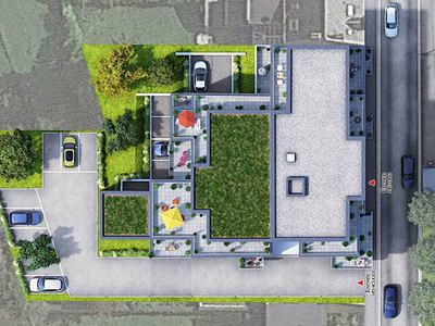 Appartement neuf, 45,88 m²