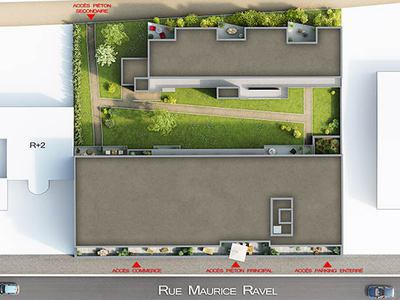 Appartement neuf, 40,2 m²