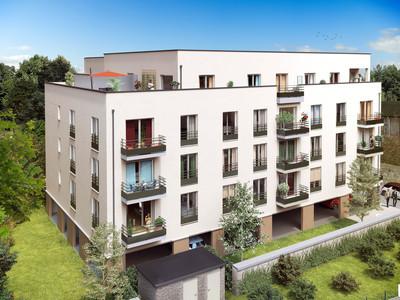 Appartement neuf, 47,6 m²