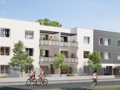 Appartement neuf, 92 m²
