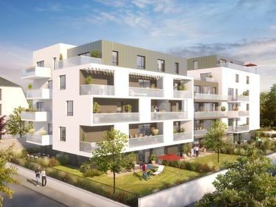 Appartement neuf, 44,09 m²