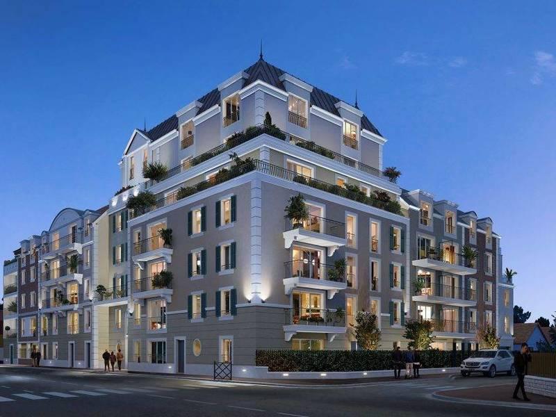 Appartement neuf, 56,19 m²
