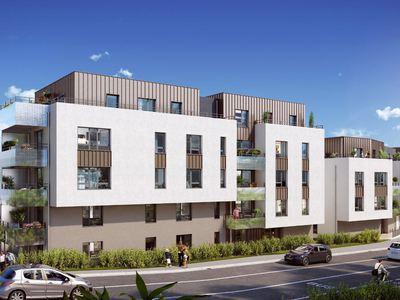 Appartement neuf, 84,29 m²