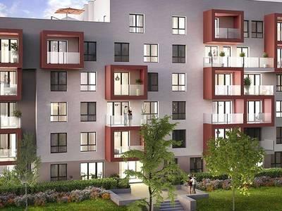Appartement neuf, 37,87 m²