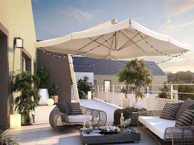 Appartement neuf, 94,46 m²