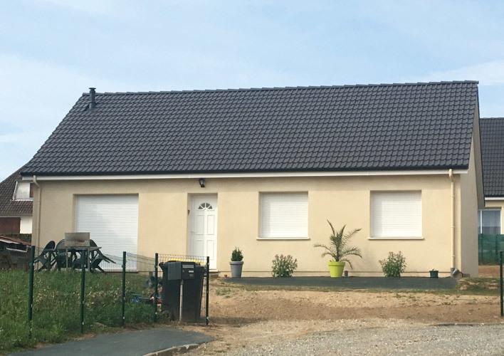 Vente maison 82 m saint manvieu norrey 14740 superimmo for Vente maison neuve 85