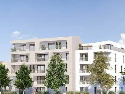 Appartement neuf, 55,3 m²