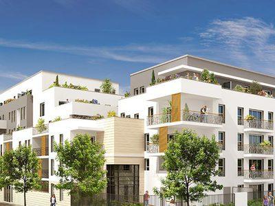 Appartement neuf, 31,8 m²