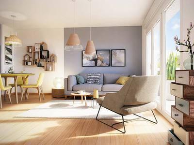Appartement neuf, 38,26 m²