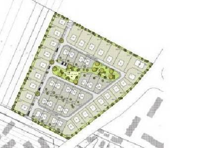Terrain à bâtir, 404 m²