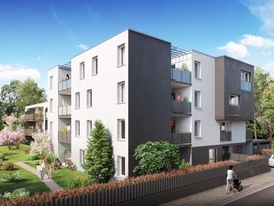 Appartement neuf, 38,8 m²